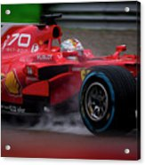 Formula 1 Monza 2017 Acrylic Print