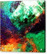 Gaia Symphony Acrylic Print