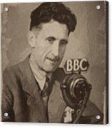 George Orwell 1 Acrylic Print