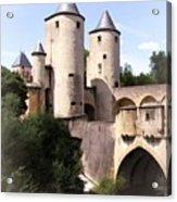Germans Gate - Metz, France Acrylic Print