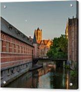 Ghent Acrylic Print