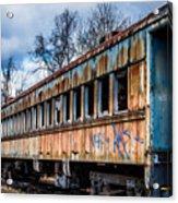 Ghost Train Acrylic Print
