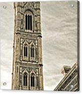 Giotto Acrylic Print