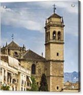 Granada Spain Acrylic Print