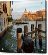 Grand Canal, Venice, Italy Acrylic Print