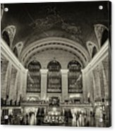 Grand Central Acrylic Print