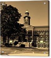Historic White Hall - Tuskegee University Acrylic Print