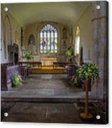 Holy Cross Church, Ramsbury Acrylic Print