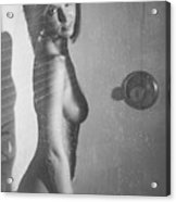 Hot Shower Acrylic Print