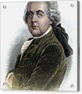 John Adams (1735-1826) Acrylic Print