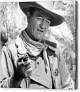 John Wayne (1907-1979) Acrylic Print