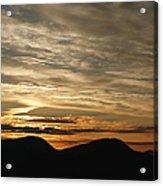 Kancamagus Highway - New Hampshire Usa Acrylic Print