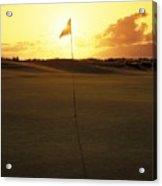 Kapalua Golf Club Acrylic Print