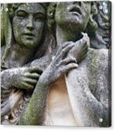 Kerepesi Cemetery, Budapest Acrylic Print