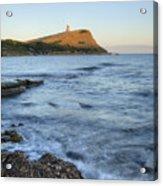 Kimmeridge Bay In Dorset Acrylic Print
