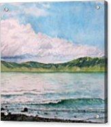 Lago De Chapala Acrylic Print