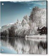 Lake Acrylic Print