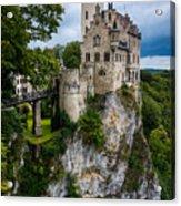 Lichtenstein Castle - Baden-wurttemberg - Germany Acrylic Print