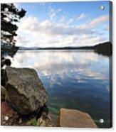 Loch Morlich Acrylic Print