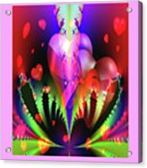 Love And Devotion Acrylic Print