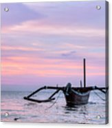 Lovina - Bali Acrylic Print