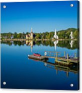 Mahone Bay Acrylic Print