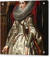 Marchesa Brigida Spinola Doria Acrylic Print