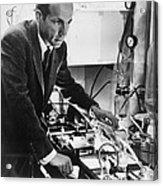 Melvin Calvin, American Chemist Acrylic Print