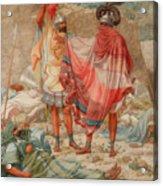 Mercy -  David Spareth Saul's Life Acrylic Print