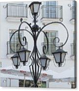 Mijas - Costa Del Sol   Spain Acrylic Print