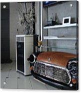 Mini 007 Acrylic Print