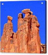 Moab Landscape Acrylic Print