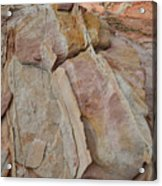 Morning In Valley Of Fire State Park Acrylic Print