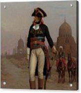 Napoleon In Egypt Acrylic Print
