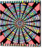 Novino Sale Fineart Chakra Mandala Round Circle Inspirational Healing Art At Fineartamerica.com By N Acrylic Print