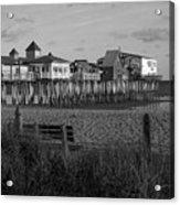 Old Orchard Beach Maine Acrylic Print