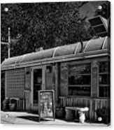 O'rourke's Diner Acrylic Print