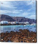 Orzola - Lanzarote Acrylic Print