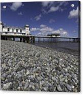 Penarth Pier 2 Acrylic Print