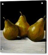 3 Peras Acrylic Print