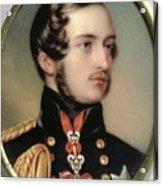 Prince Albert Henry Pierce Bone Acrylic Print
