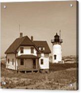 Race Point Lighthouse Acrylic Print