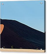 Red Dunes, Sossusvlei, Namib Desert Acrylic Print