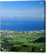 Ribeira Grande - Azores Acrylic Print