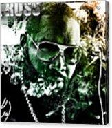 Rick Ross Acrylic Print