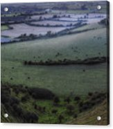 Roundway Hill - England Acrylic Print