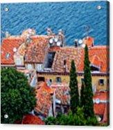 Rovinj - Croatia Acrylic Print