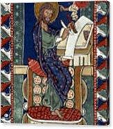 Saint Matthew Acrylic Print