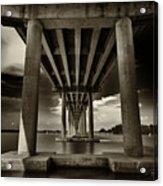 San Marco Bridge Acrylic Print
