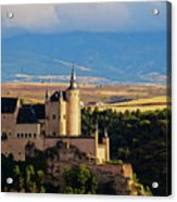 Segovia, Spain Acrylic Print